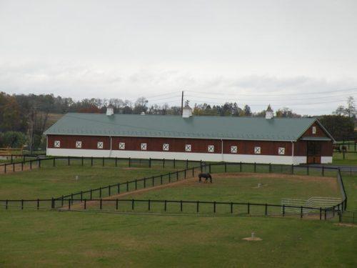 beautiful equestrian buildings
