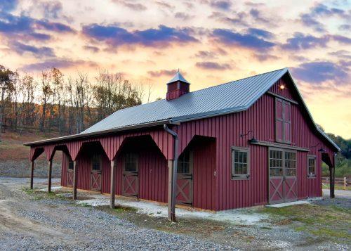 Horse Barn Gallery Image
